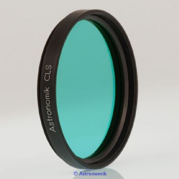 Astronomik CLS Visual Deep Sky & Light Pollution Filter 2 in